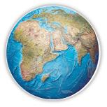 أختبار اسئلة جغرافيا عامة
