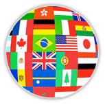أختبار أعلام دول العالم 1